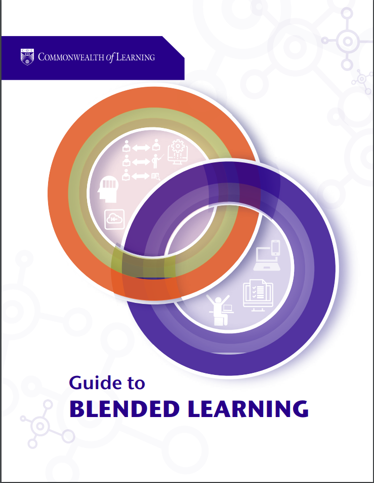 Cover image for Guide to Blended Learning